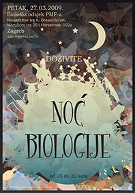 Plakat 2009.